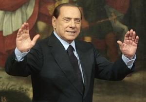 Берлускони попал под амнистию: его тюремный срок сократили до года