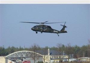 В Калифорнии разбился вертолет морской пехоты: двое погибли