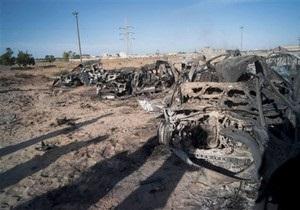 Сегодня в Ливии завершается боевая операция НАТО