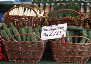 С 9 августа Россия снимет все ограничения на ввоз овощей из ЕС
