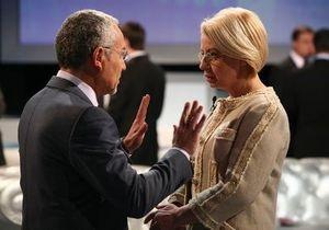 У Шустера утверждают, что Тимошенко на эфир не приглашали. В БЮТ видят происки Герман