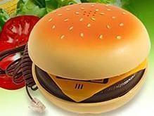 В США растет популярность гамбургерофонов