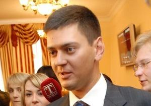 Экс-заммэра Денис Басс находится в Киеве