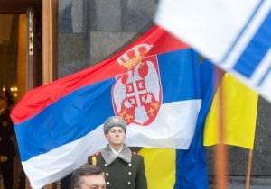 Безвизовый режим между Украиной с Сербией вступит в силу в декабре