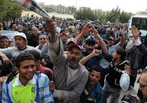 В Египте подожгли штаб-квартиру кандидата в президенты