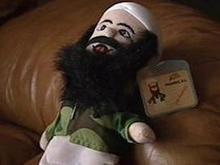 Игрушка бин Ладена проникла в американскую семью