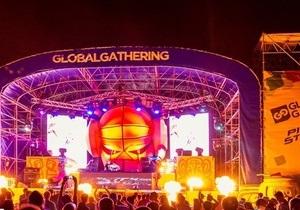 В ближайшие выходные в Киеве пройдет британский фестиваль Global Gathering