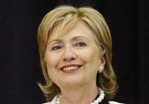 МИД назвал точную дату визита Хиллари Клинтон в Украину