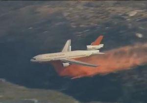 США - Калифорния в огне: на эвакуацию даются минуты - видео