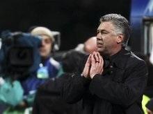 Милан не собирается увольнять Анчелотти