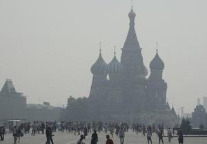 В Москве побит 15-й по счету летний температурный рекорд