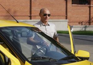 Белорусское ТВ об автопробеге Путина: К двум российским бедам добавилась третья - дураки на дороге