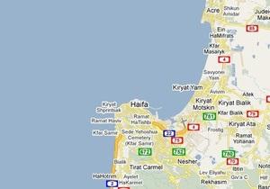 Турецкое судно затонуло у берегов Израиля