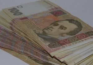 Дефицит госбюджета Украины за десять месяцев составил почти 12 млрд гривен