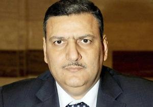 Премьер-министр Сирии подал в отставку