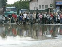 На украинско-румынской границе закрыли пункт пропуска