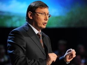 Луценко назвал пять вопросов, которые развалят коалицию БЮТ и ПР