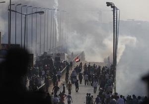 278 человек стали жертвами беспорядков в Египте