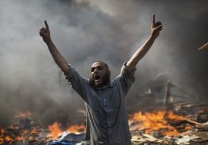 Главы МИД Британии и Германии призвали стороны конфликта в Египте к диалогу