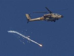 Израильская авиация нанесла удар по пригородам Газы