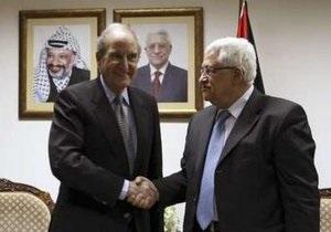 Палестино-израильские переговоры оказались под угрозой срыва