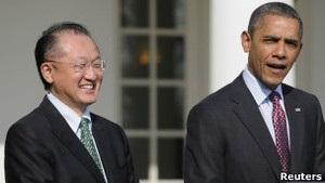Новый глава Всемирного банка: все силы на рост экономики