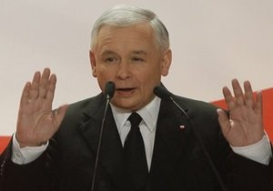 Неизвестные похитили оборудование из избирательного штаба Качиньского