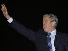 Буш определился с планом по спасению экономики