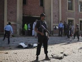 Террористы-смертники атаковали университет в Исламабаде
