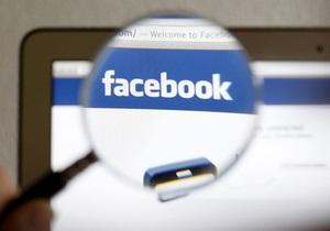 Facebook - В США и Британии количество пользователей значительно уменьшилось