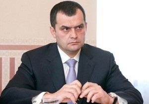 Министр внутренних дел в Полтаве защищал научную работу