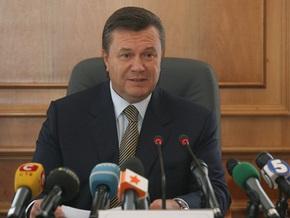Янукович: Создание коалиции - не измена избирателю