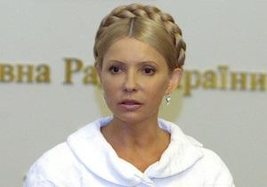 Тимошенко не будет бойкотировать местные выборы