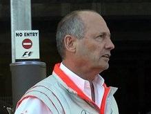 McLaren опроверг отставку Денниса