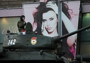 Министр обороны Эстонии рассказал, как остановить марш-бросок 50 российских танков