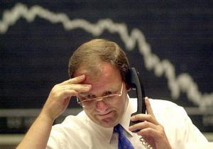 Акции меткомпаний и банков дешевеют