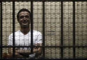 В Египте освобожден блогер, севший за оскорбление Мурси
