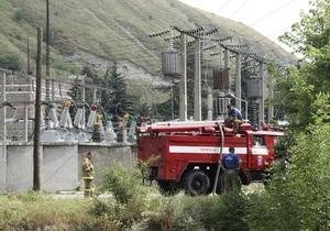 Взрывы на ГЭС в России признали диверсией, а не терактом