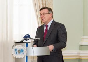 Украина-ЕС - Соглашение об ассоциации - Кожара: Углубление отношений между Украиной и ЕС отвечает интересам обеих сторон