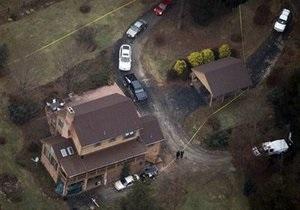 Убийца восьми человек в Вирджинии заминировал свой дом