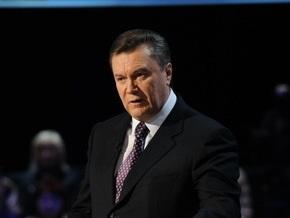 Янукович принимает предложение Ющенко об одновременных выборах