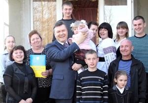 Янукович рассказал черкасским фермерам, что в последнее время спит по 3-4 часа в сутки