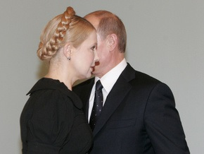 Тимошенко обогнала Путина по упоминаниям в российской прессе