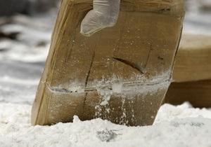 В Гондурасе у контрабандистов изъяли более тонны кокаина