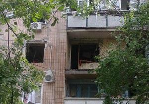 Взрыв в Харькове произошел из-за оставленной на кухонной плите сковородки - горгаз