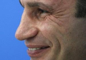 Опрос: Рейтинг партии Кличко за месяц вырос почти в полтора раза