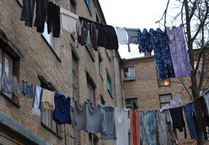 В Днепровском районе Киева из-за аварии полсотни домов остались без тепла