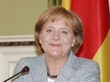 Витренко обиделась, что ее не пригласили на встречу с Меркель