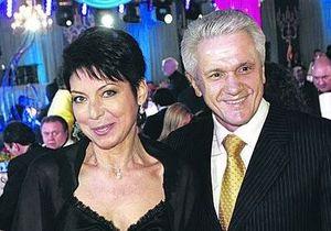 Литвин уверен, что его супруга будет  достойной  первой леди страны
