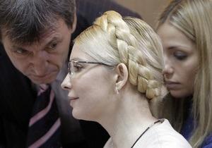 В ЕС возбуждение новых уголовных дел против Тимошенко сравнили со снежным комом